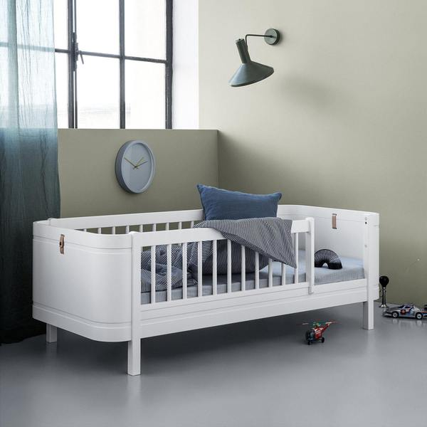CAMA MINI+ EVOLUTIVA blanco