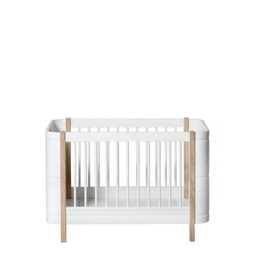 CAMA MINI+ EVOLUTIVA natural/blanco