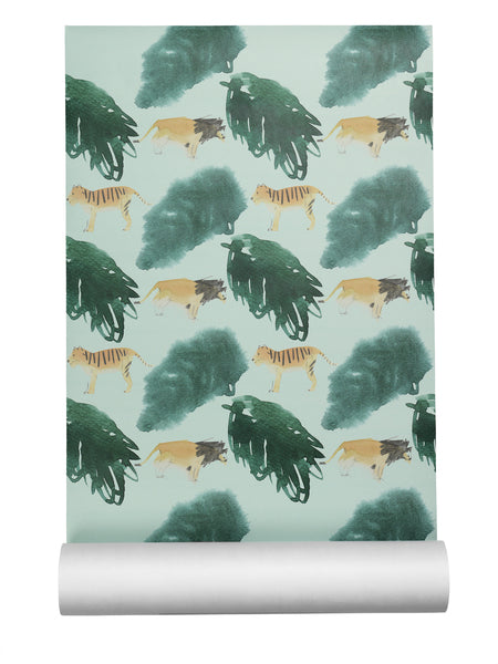 Papel pintado Jungle Nofred