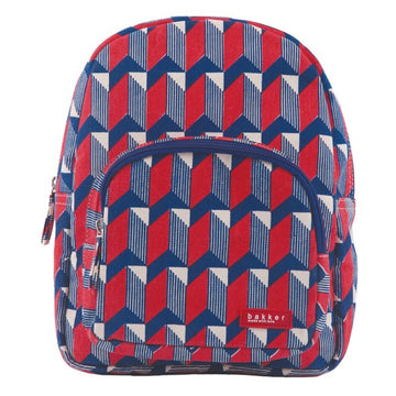 Bakker made with love Mini Mochilas Red