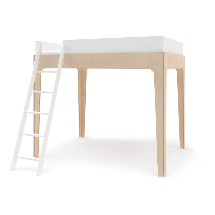 Litera Perch loft bed abedul de OEUF NYC