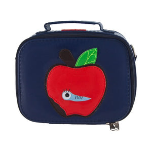 Lunch box Merienda Vinyl navy Bakker