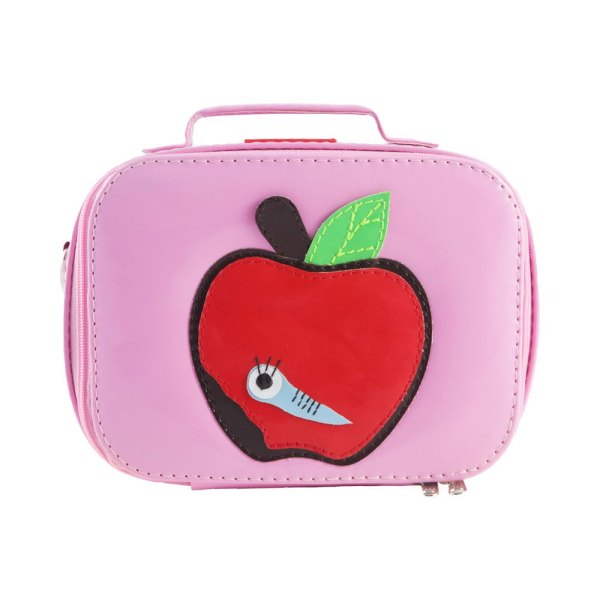 Lunch box Merienda Vinyl Rose Bakker