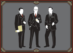 Mad Men Suits