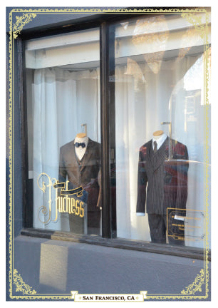 custom suits san francisco