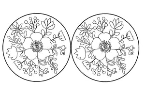 FREE PDF colouring in pages