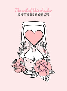 Not The End Of Your Love Postcard
