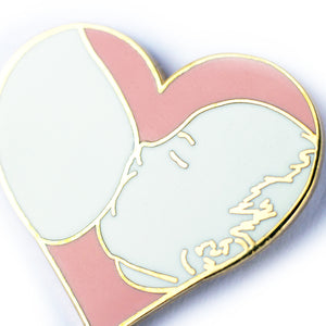 Breastfeeding Love Enamel Pin