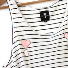Load image into Gallery viewer, Striped Liquid Love Tank Top