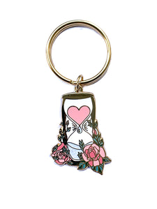 Not The End Of Your Love Keyring