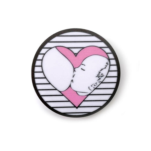 Breastfeeding Love Phone Grip