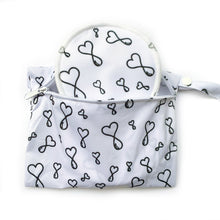 Load image into Gallery viewer, Reusable Nursing Pads With Waterproof Bag