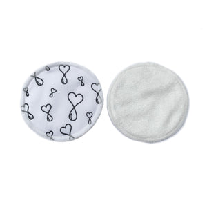 Reusable Nursing Pads With Waterproof Bag