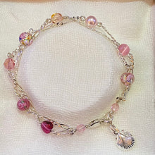 Load image into Gallery viewer, Prevelly Pinks 2 Strand Bracelet