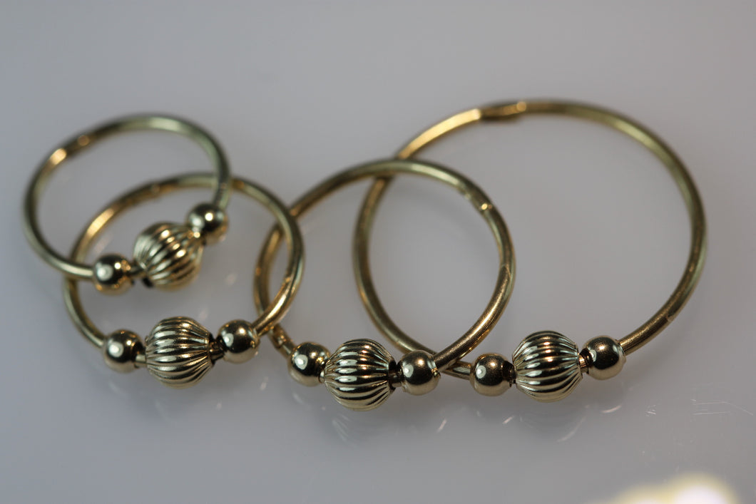 4mm Corrugated Balls