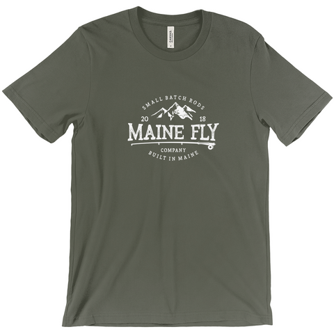 Maine Fly Company    T-Shirt