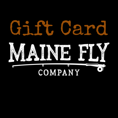Gift Card - Maine Fly Company