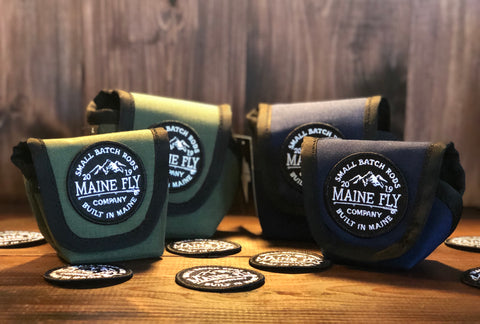 No Kink Reel Case - Maine Fly Company