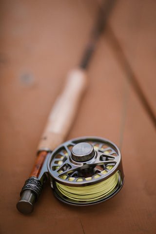 CUSTOM FLY ROD - Maine Fly Company