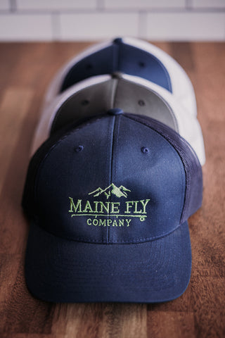 Maine Fly Company Trucker Cap - Maine Fly Company