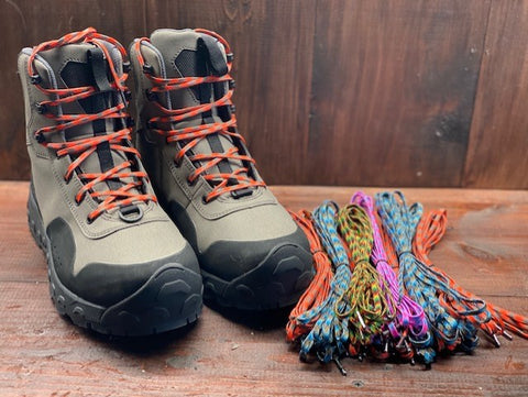 Guide Laces - Maine Fly Company