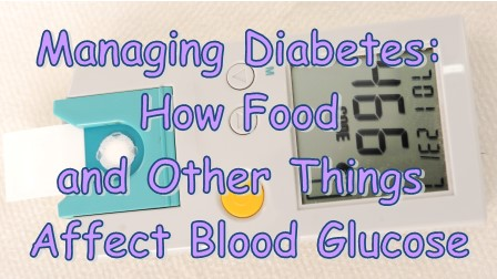 How Your Diet Affects Blood Glucose Levels