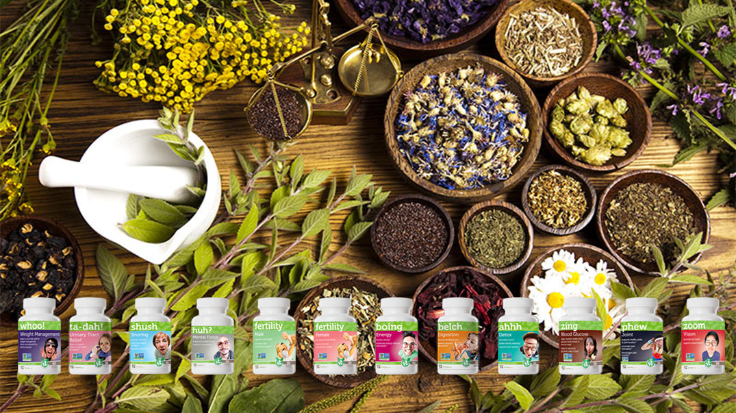 Vegan Herbal Supplements for a Healthy Lifestyle