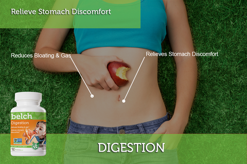 Digestion…belch™ Herbal Supplement