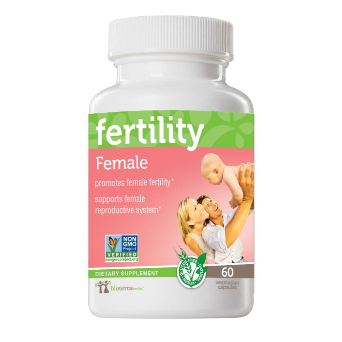Female… fertility™Herbal Remedy