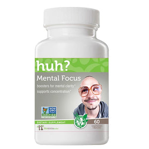 Mental Focus... huh?™ Herbs to Mental Focus