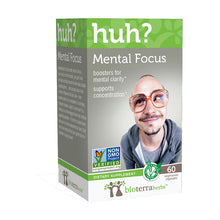 Load image into Gallery viewer, Mental Focus herbal supplement all natural