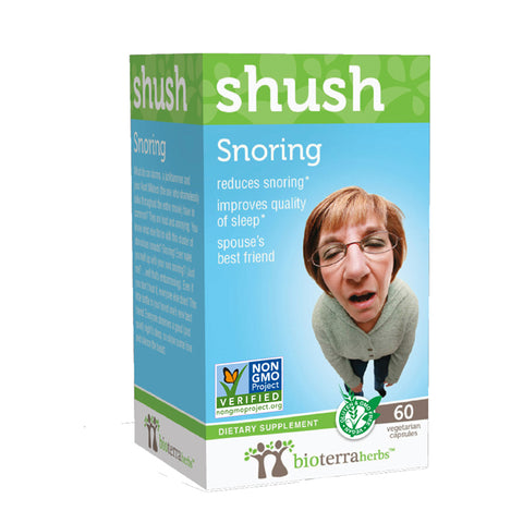 Snoring… shush™ Herbal Supplement
