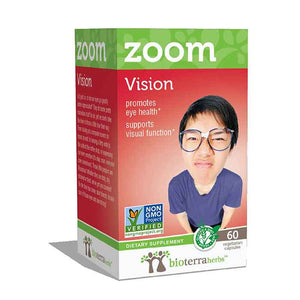 Vision health herbal all natural supplement