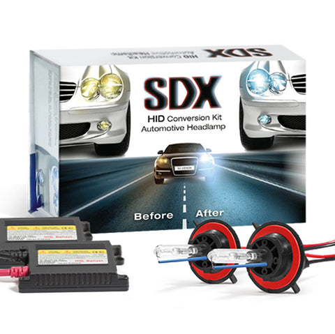 35W HID Single Beam Conversion Kits