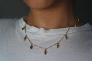 GOLD DROP CHOKER