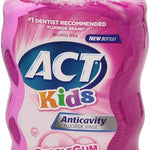 ACT Kids Anticavity Fluoride Rinse Wild Watermelon 16.9 Ounce