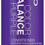 Joico Color Balance Purple Shampoo and Conditioner Set, 10.1-Ounce