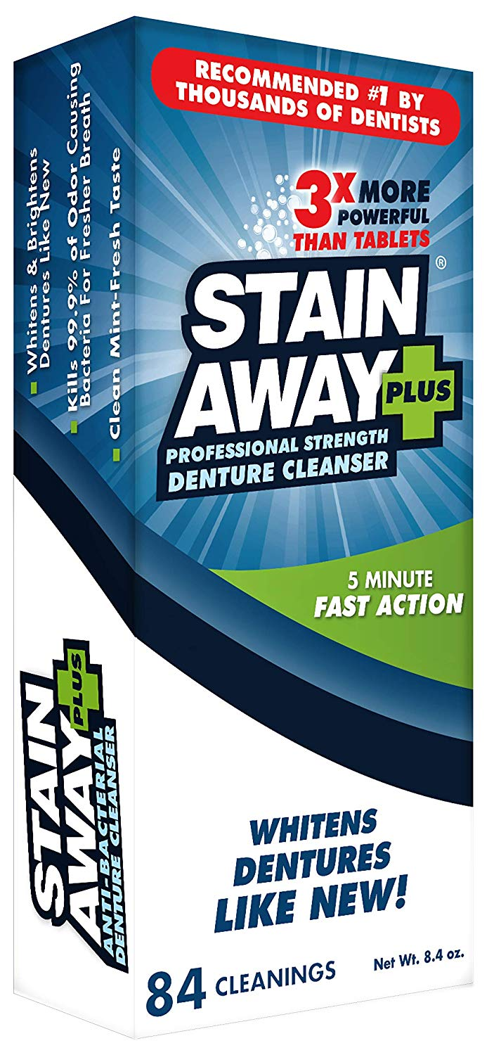 Regent Labs StainAway Plus, 8.4-Ounce (Pack of 4)