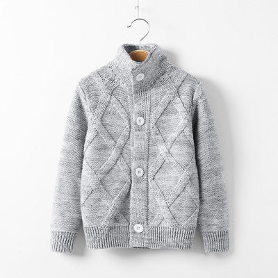 VIDMID Autumn winter Kids baby boys cardigan coat boys sweaters cotton Baby Boys jacket sweaters children's clothing 7088 01