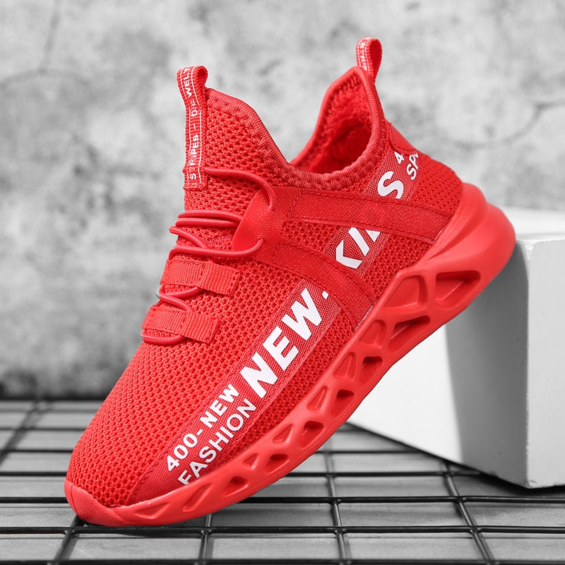 Kids Sneakers Running Shoes Children Sneakers For Boys Girls Basket Footwear Summer Tenis Infantil Breathable Casual Child Shoes
