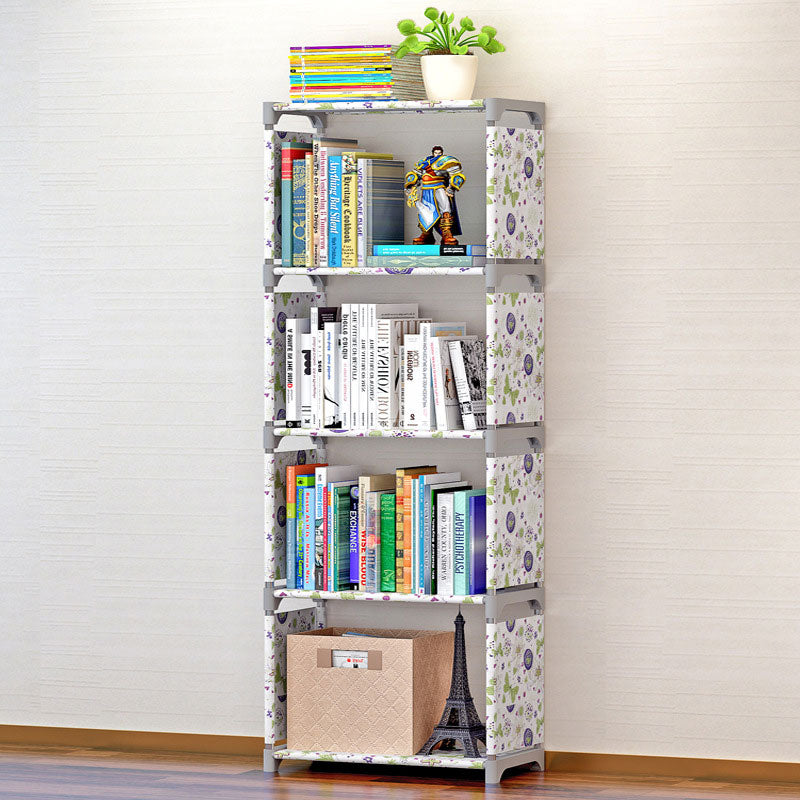 COSTWAY Bookshelf Storage Shelve for books Children book rack Bookcase for home furniture