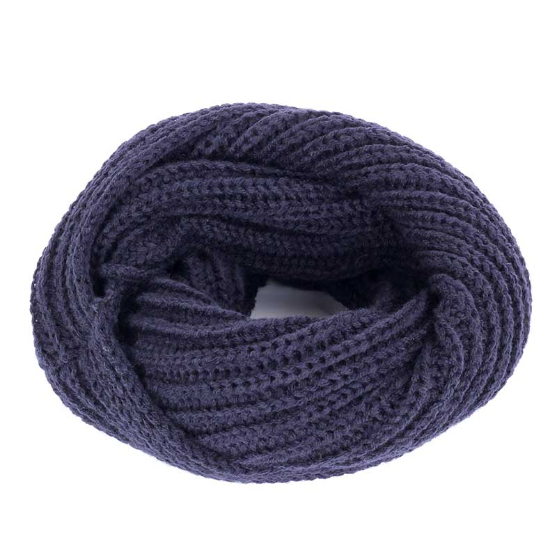 Cute Children's Winter Knit Beanie Ring Scarf 2 Pieces Set Boys Girls Fleece Thick Lining Plus Velvet Warm Hat Kids Cap