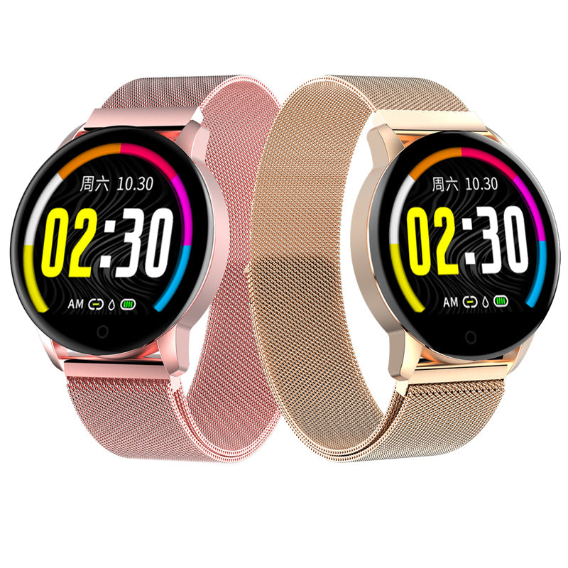 Smart Watch Women Waterproof reloj inteligente Smartwatch Women's Smart Watch With Pressure Measurement Fitness Bracelet