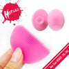 New Bath Facial Cleanser FDA Blackhead Facial Clean Silicone Shampoo Brush Shower Baby Massage Wash Pad Face Exfoliating Brushes