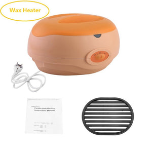 HOT Paraffin Therapy Bath Wax Pot Warmer Salon Spa Hand Epilator Wax Heater Equipment Keritherapy System Beauty Care