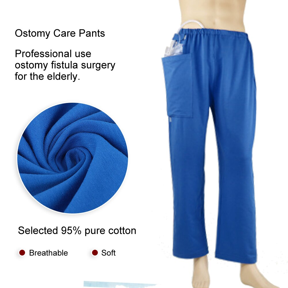 Incontinence Trousers Urine Collect Care Pants Ostomy Fistula Surgery for the Elderly