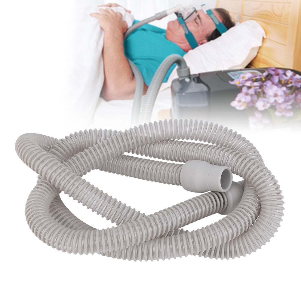 Universal Plastic Breathing Machine Accessories CPAP Tube Tubing for Respiratory Ventilator Heathy Care