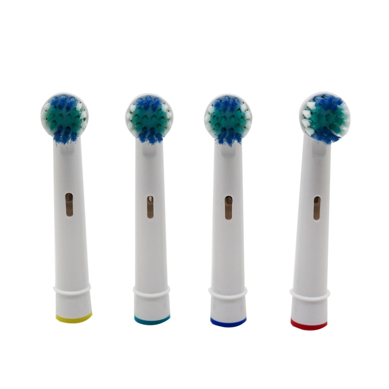 4PCS Electric Tooth brush Heads Replacement for Braun Oral B Teeth Clean
