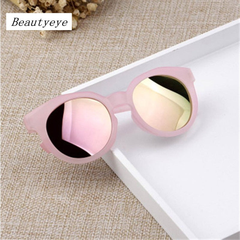 Beautyeye Brand 2018 New Kids Sunglasses Grils Lovely Baby Sunglasses Children Glasses Sun Glasses For Boys Gafas De Sol UV400