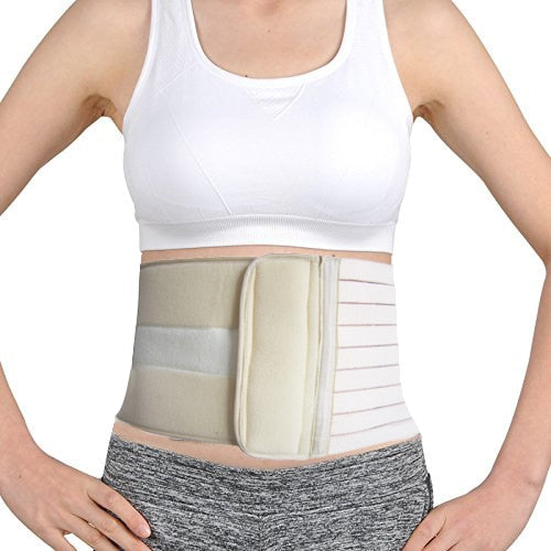 Ostomy Abdominal Brace waist Corset Back support wear on the abdominal stoma for men and women